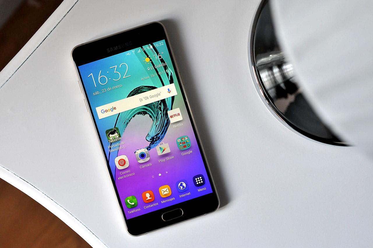 Samsung Galaxy A5 (2016) - 25