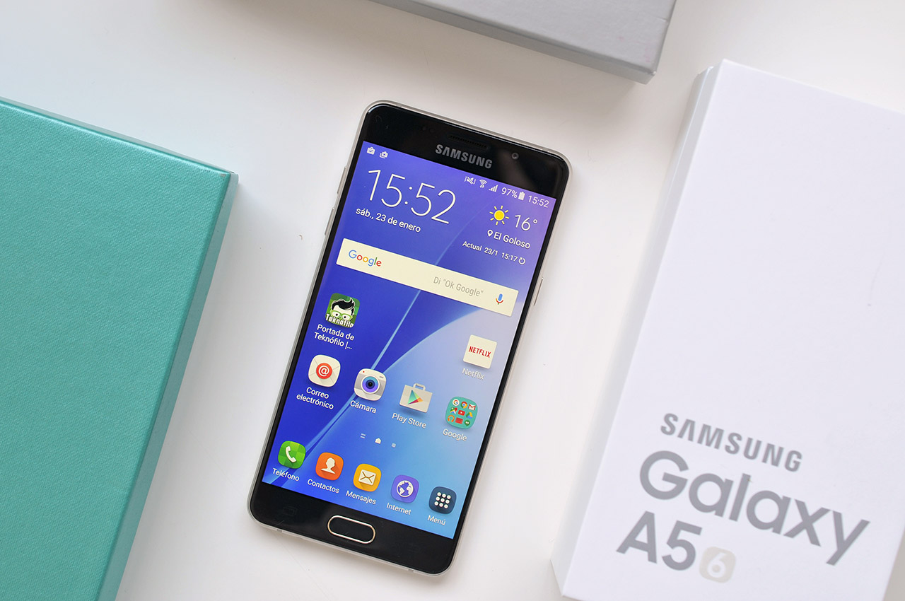 Samsung Galaxy A5 (2016) - 27