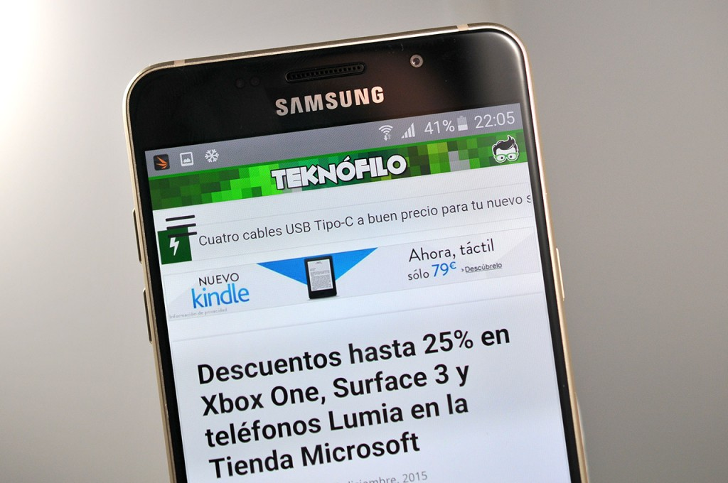 Samsung Galaxy A5 (2016) - 4