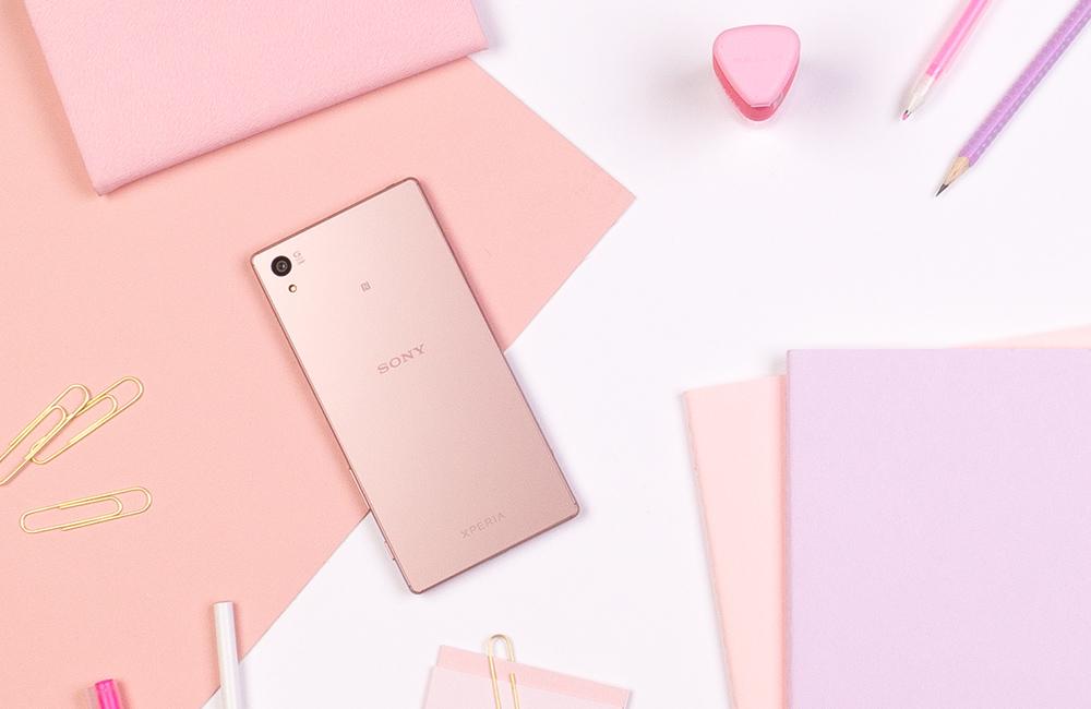 Z5 Pink Lifestyle Sakura