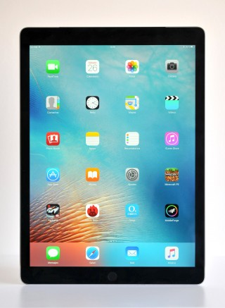 iPad Pro - frontal