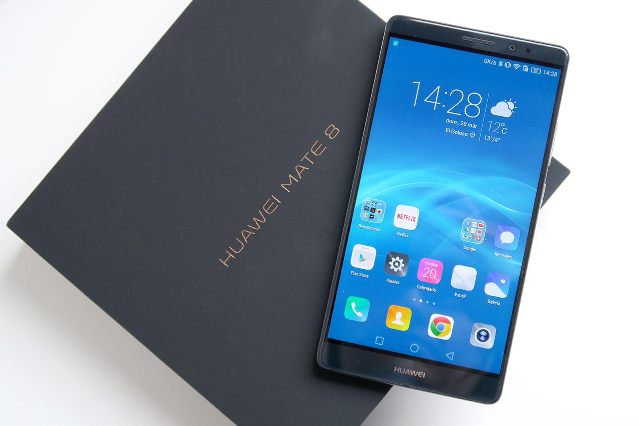 Huawei Mate 8 - 1