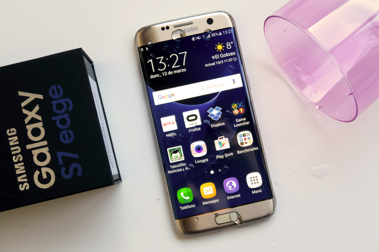 Samsung Galaxy S7 - 1