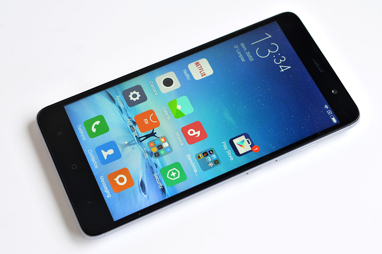 Xiaomi Redmi Note 3 - 4