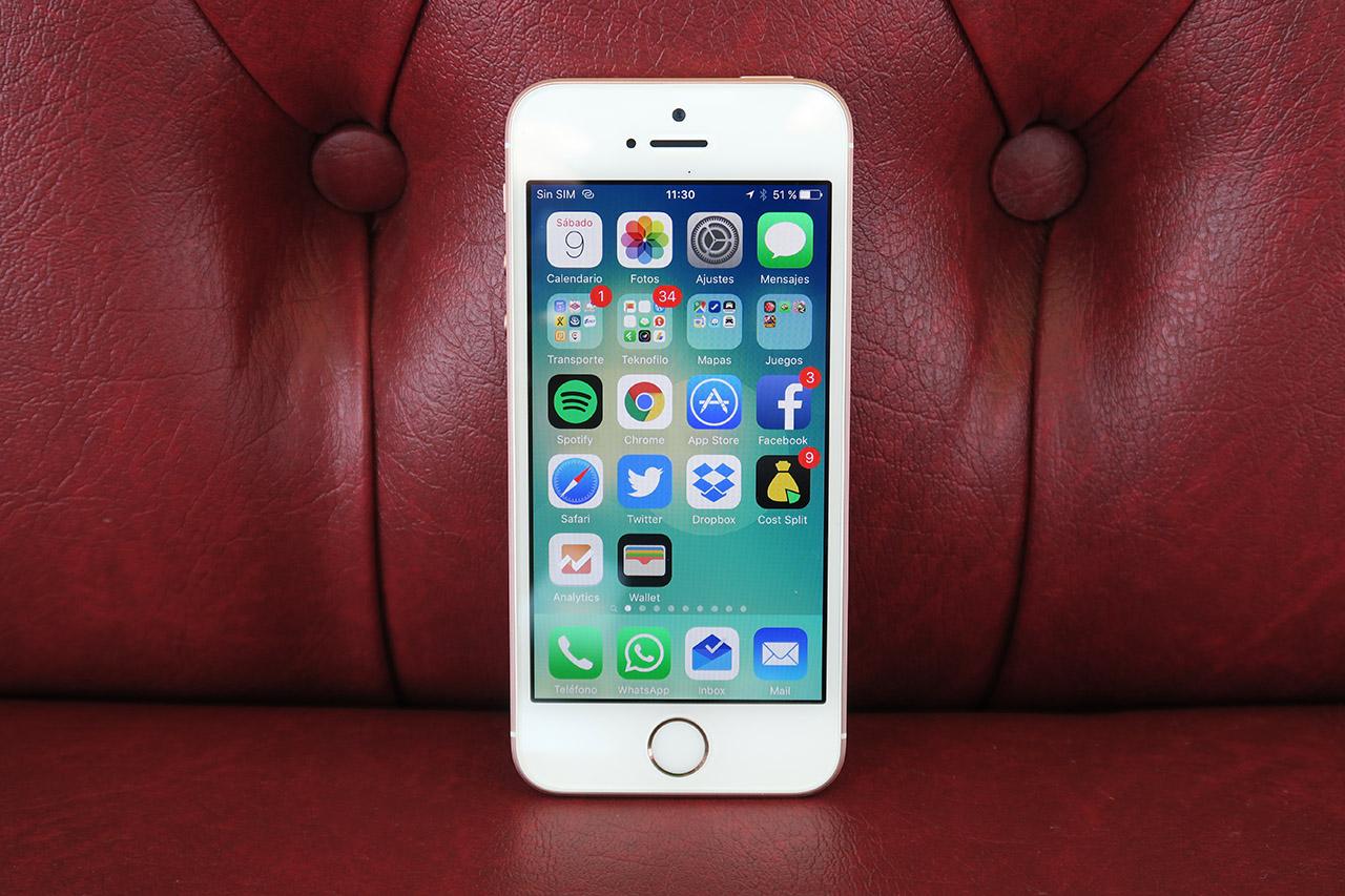 iPhone SE - 34