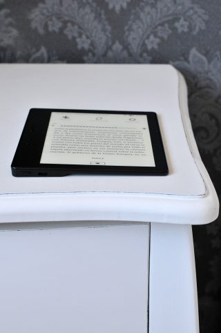 Kindle Oasis - 10