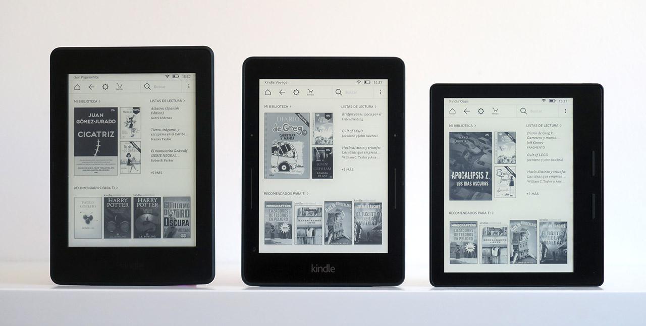Kindle Oasis - 2