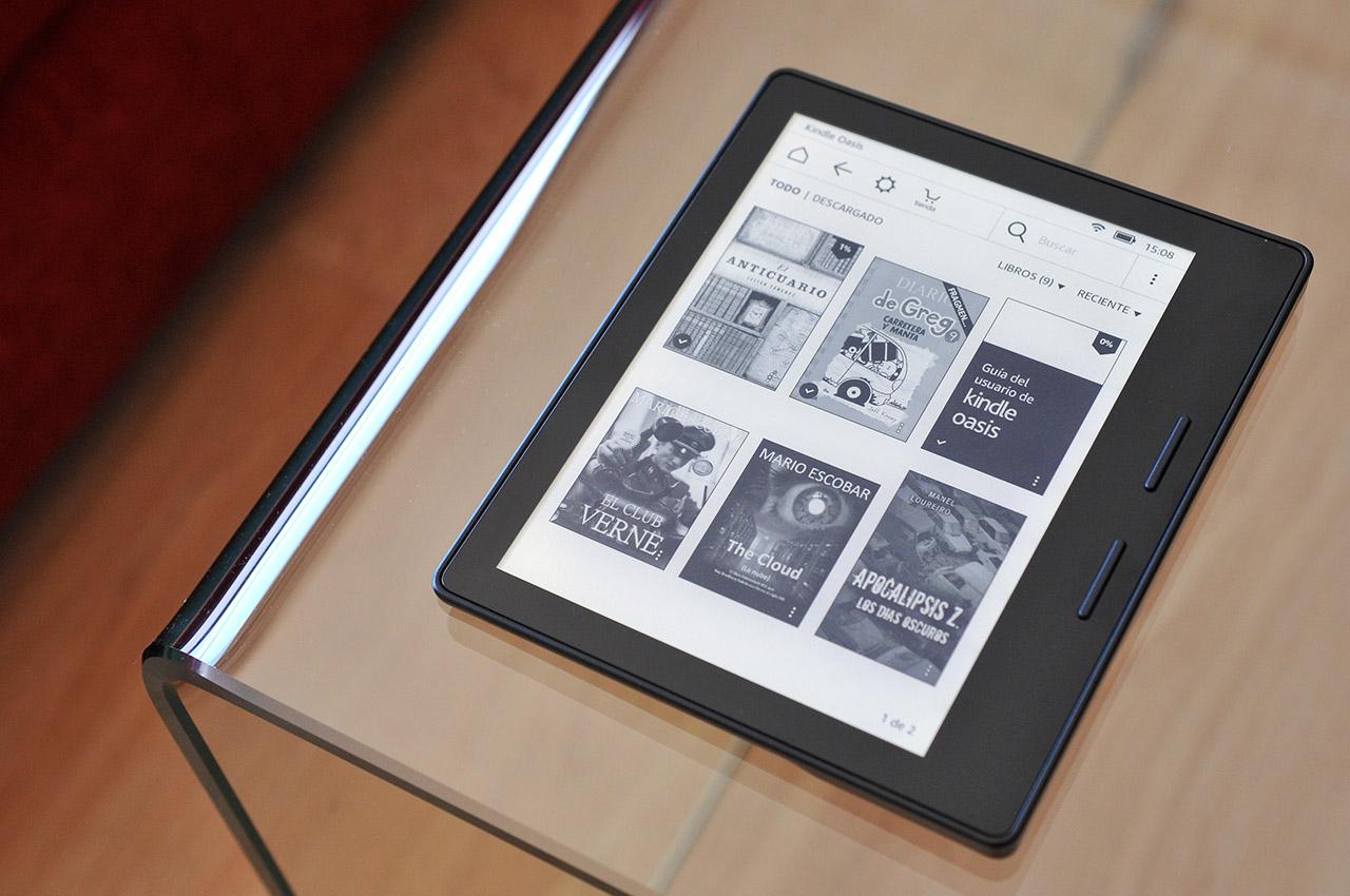 Kindle Oasis - 8