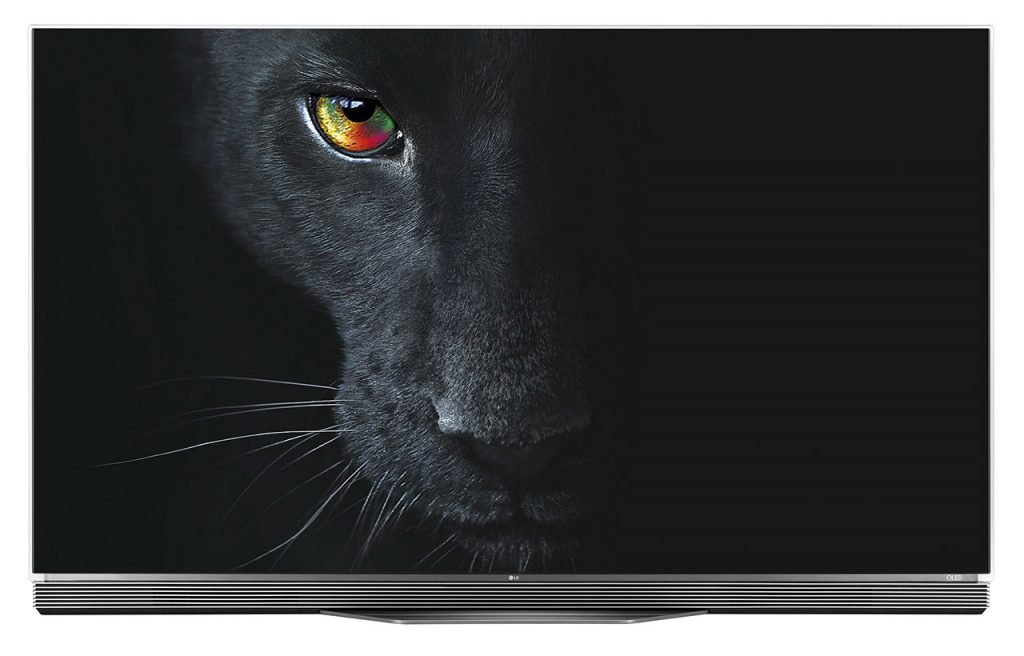 El LG OLED TV 4K E6V posee un diseño exquisito