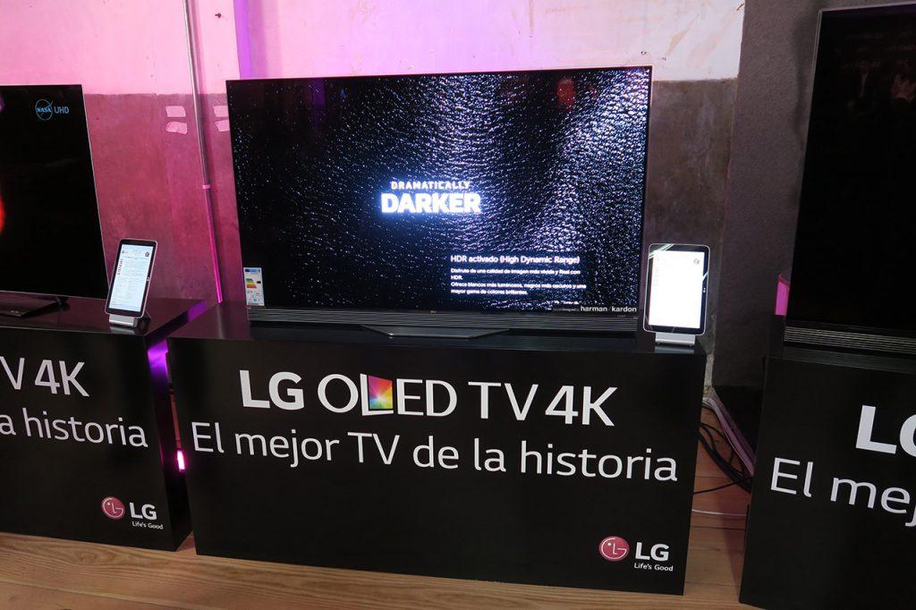 LG TV - 2