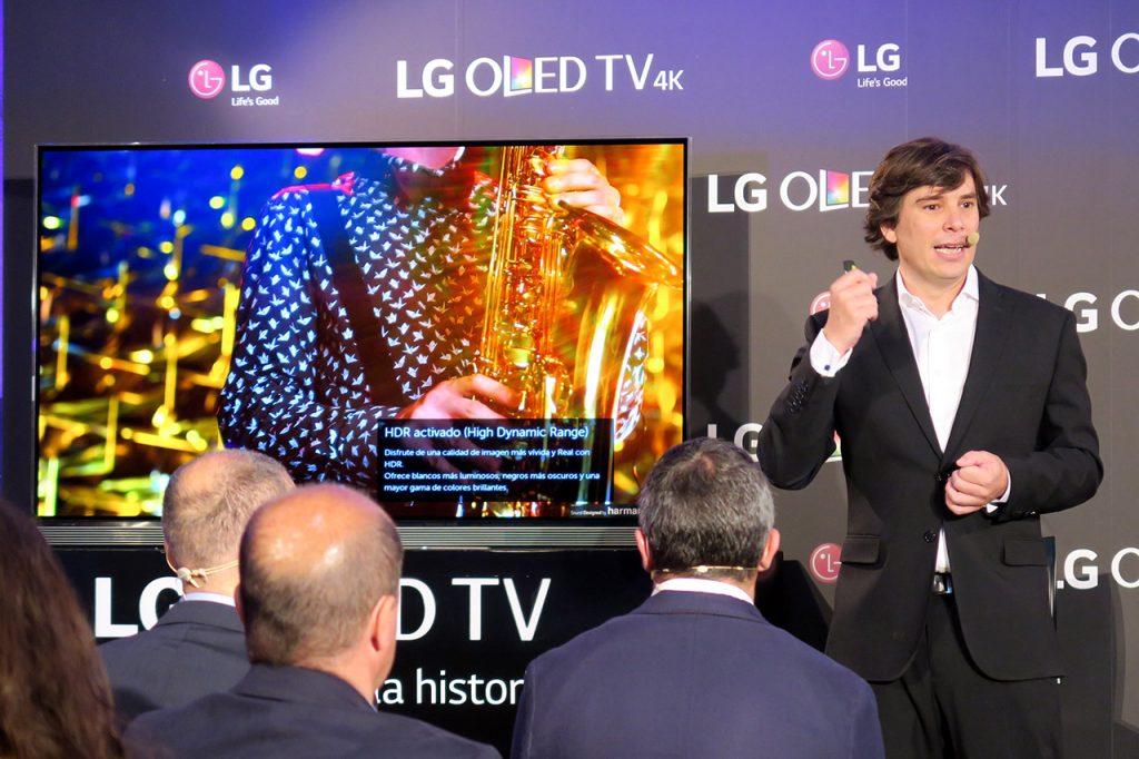 LG TV - 3