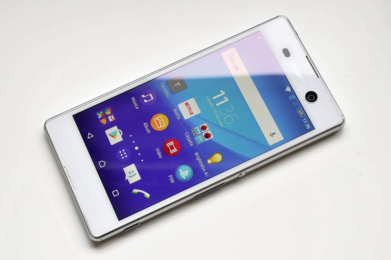Sony Xperia M5 - 11