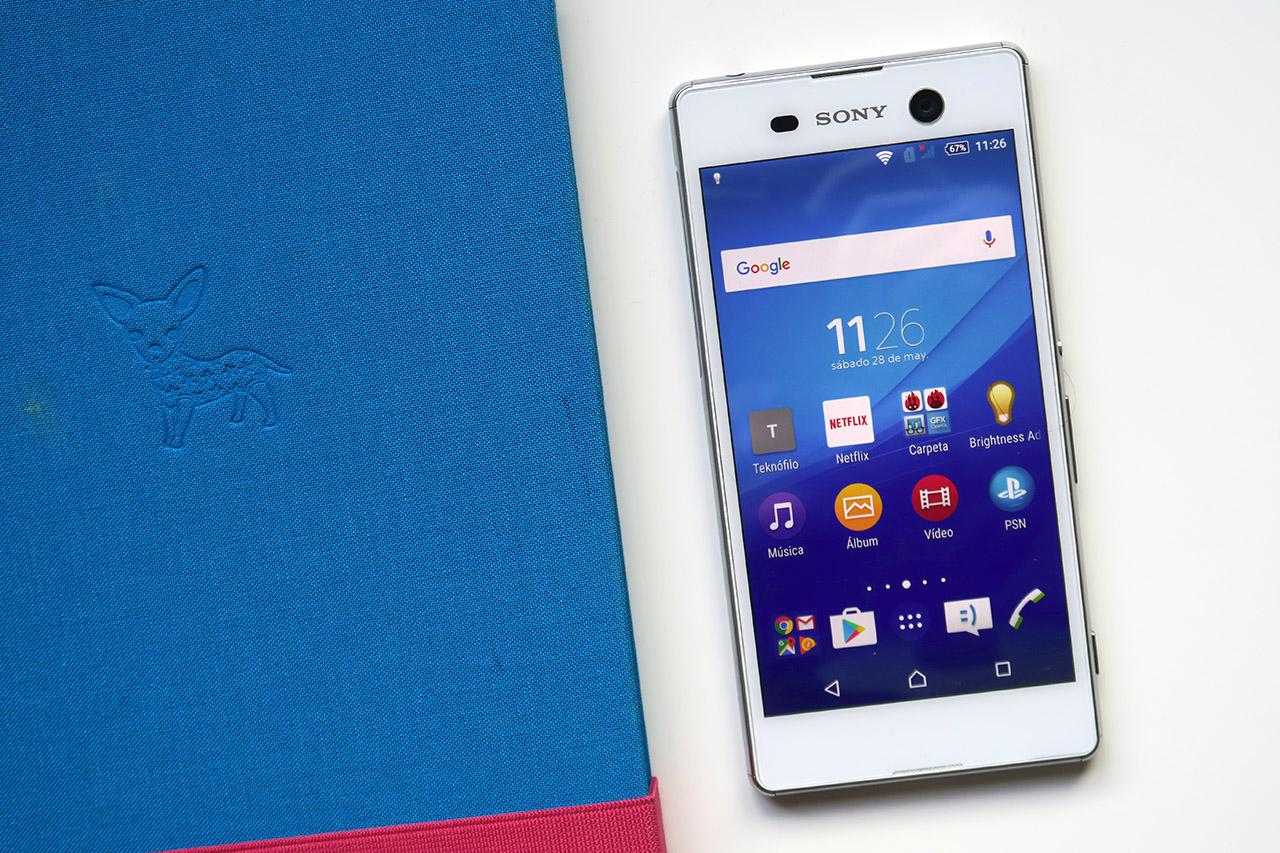 Sony Xperia M5 - 17