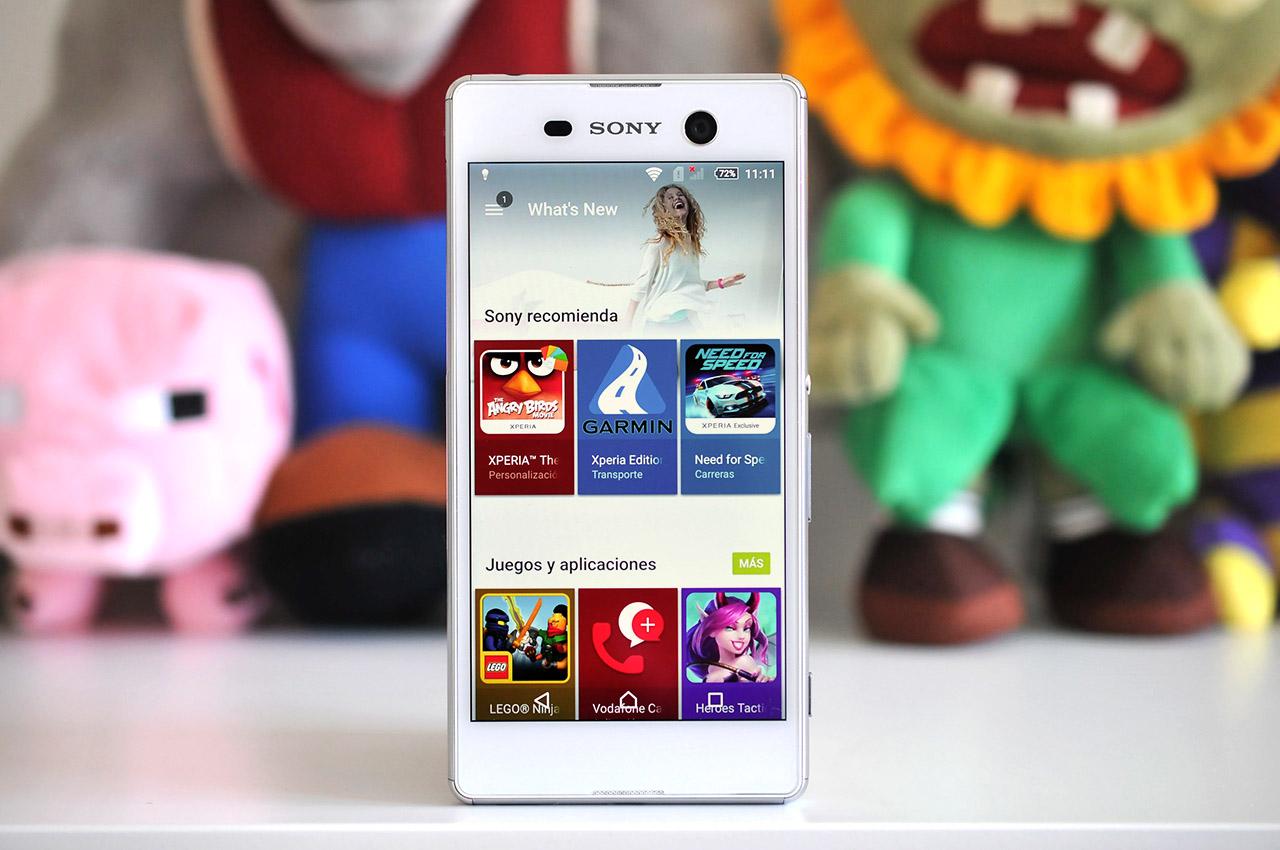 Sony Xperia M5 - 24
