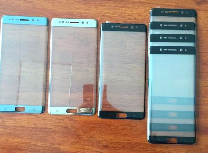 colores Galaxy Note 7