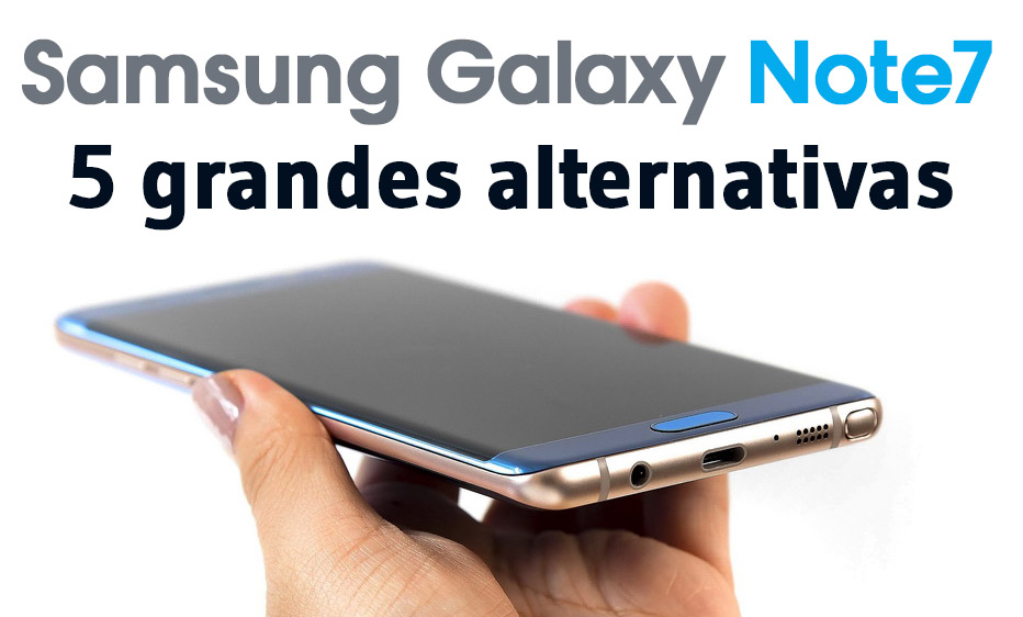Alternatias Samsung galaxy note 7 - Teknofilo