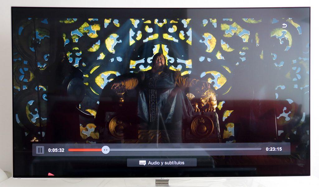 Marco Polo es una de las primeras series en HDR Dolby Vision