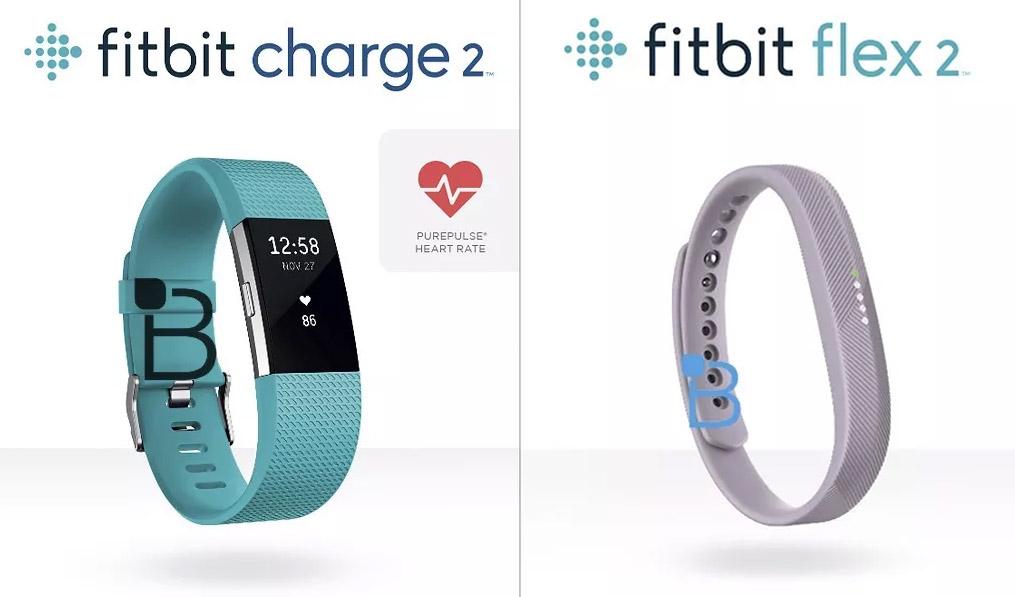 fitbit charge 2 fitbit flex 2 - teknofilo