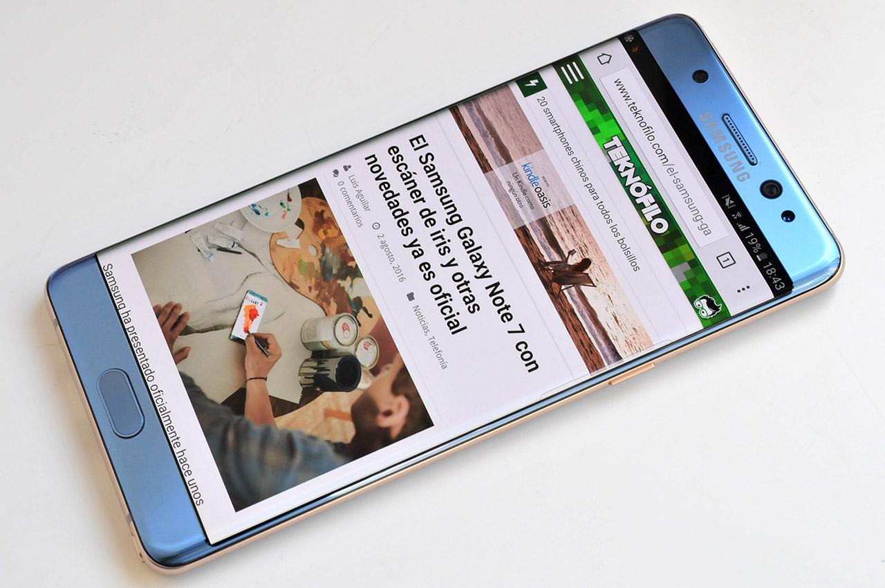 Analisis Samsung Galaxy Note 7 - 6