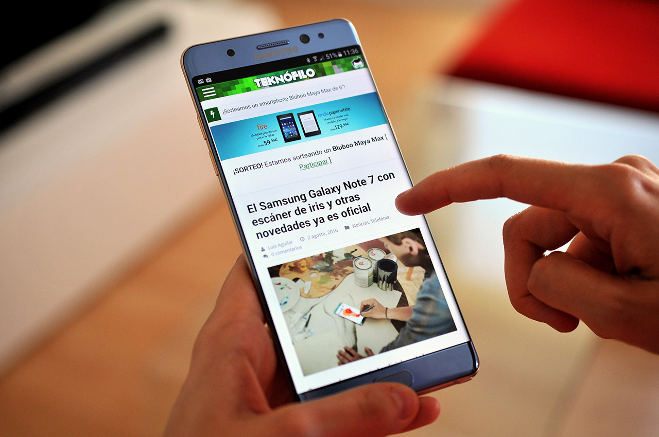 Analisis Samsung Galaxy Note 7 - Teknofilo - 15
