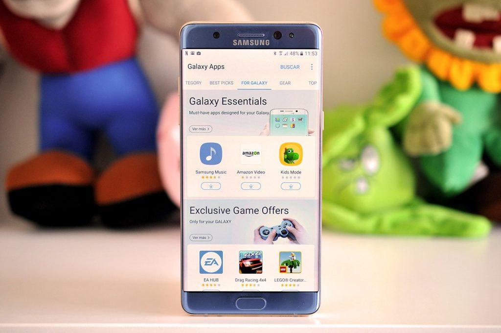 Analisis Samsung Galaxy Note 7 - Teknofilo - 21