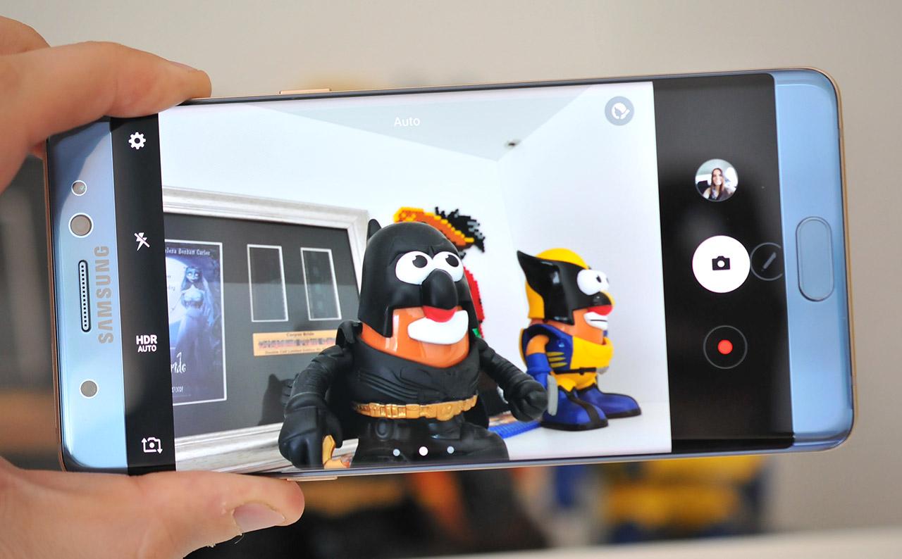 Analisis Samsung Galaxy Note 7 - Teknofilo - 25