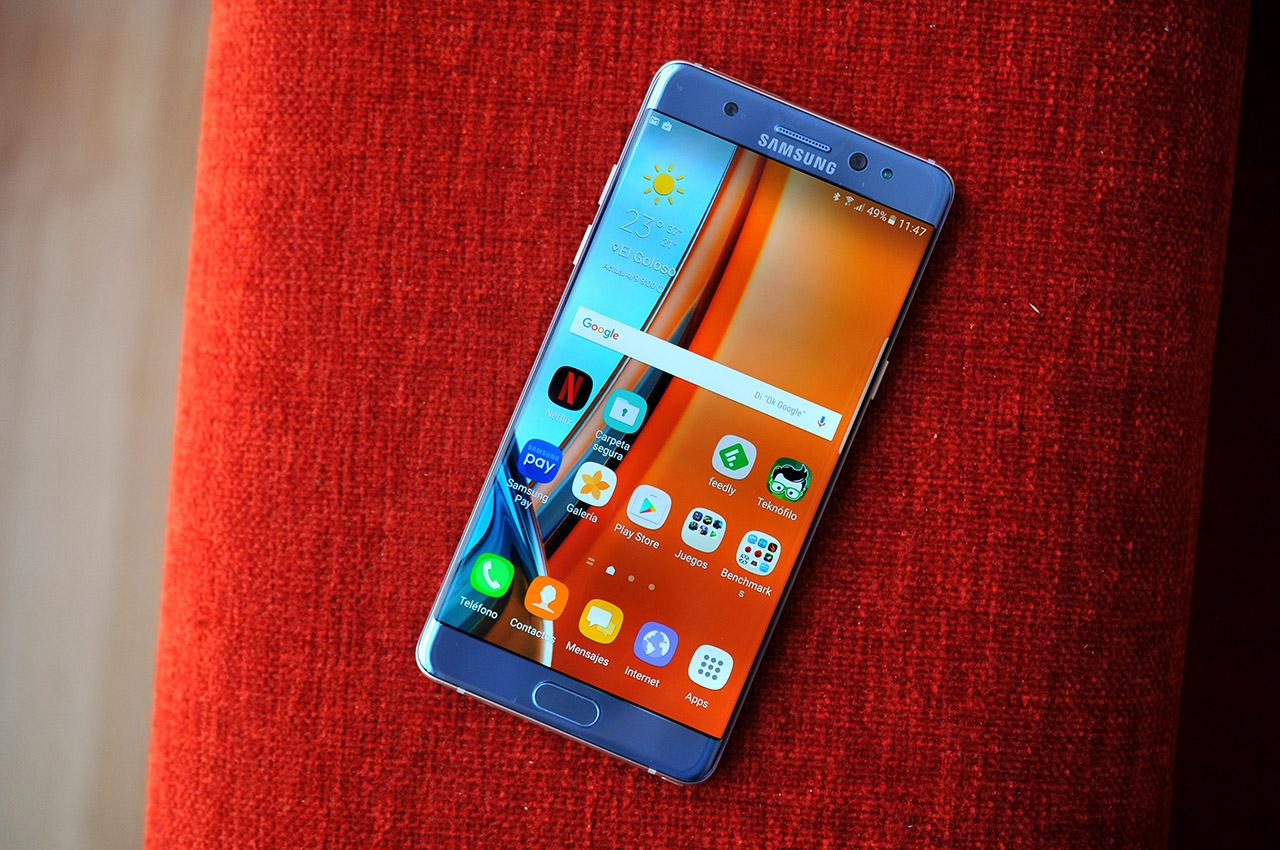 Analisis Samsung Galaxy Note 7 - Teknofilo - 30