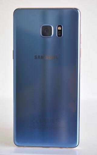 Analisis Samsung Galaxy Note 7 - Teknofilo - Atras