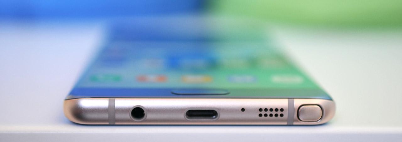 Analisis Samsung Galaxy Note 7 - Teknofilo - abajo