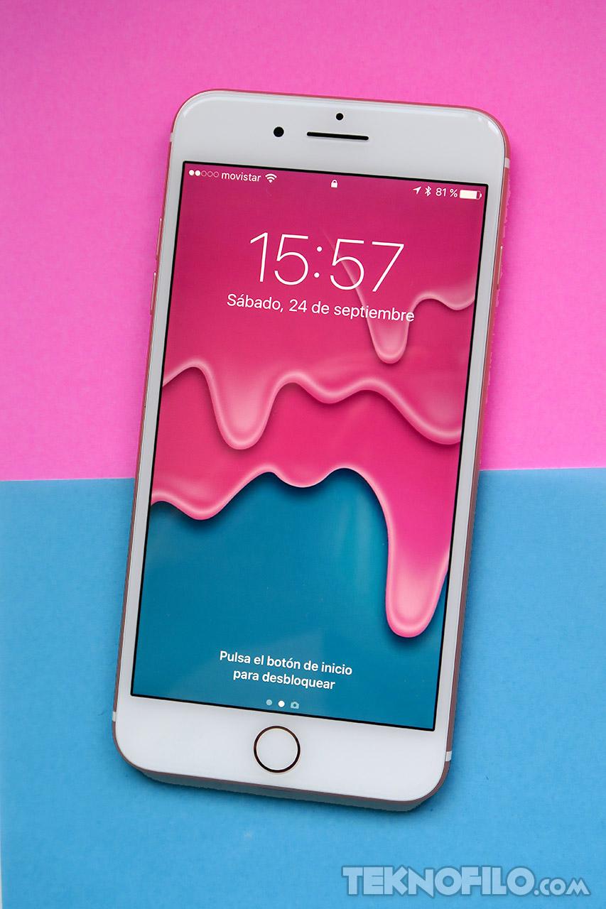 2ff521087ff El iPhone 7 Plus lleva el nuevo procesador A10 Fusion, que cuenta con  cuatro núcleos: dos de alto rendimiento (un 40% más rápidos que los del A9)  y dos de ...
