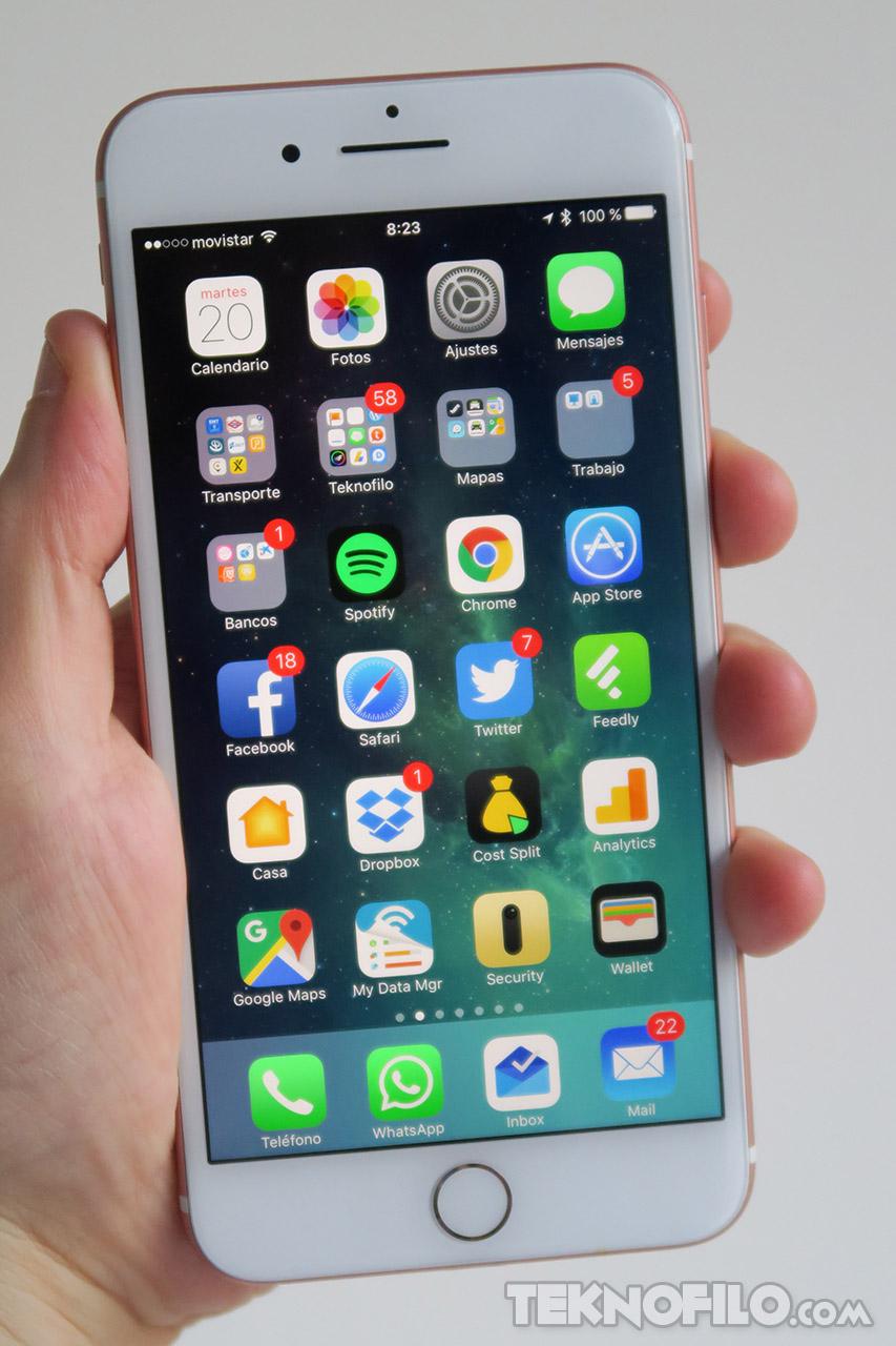 Iphone  Seguro
