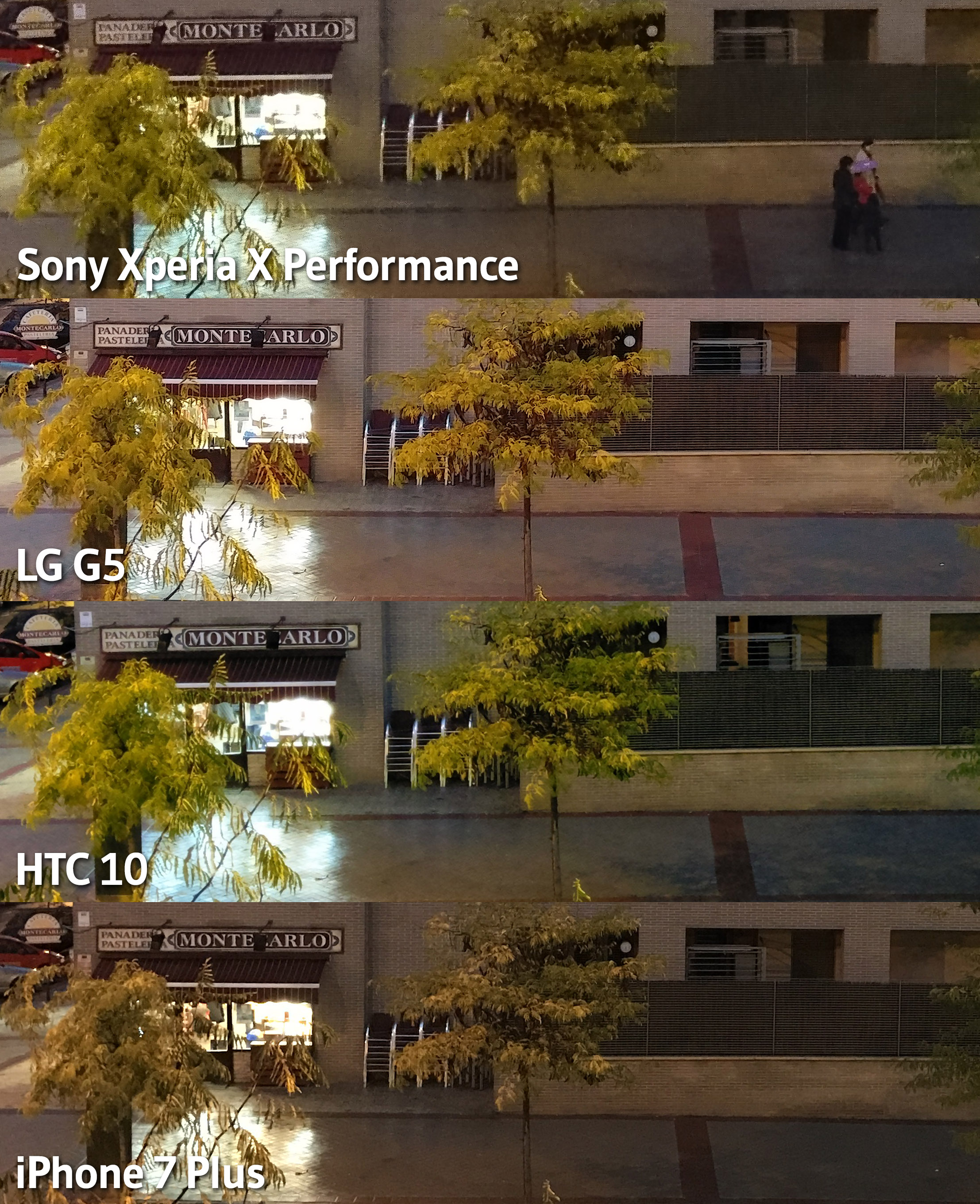 comparativa-noche-sony-xperia-x-performance-lg-g5-htc-10-iphone-7-plus-teknofilo