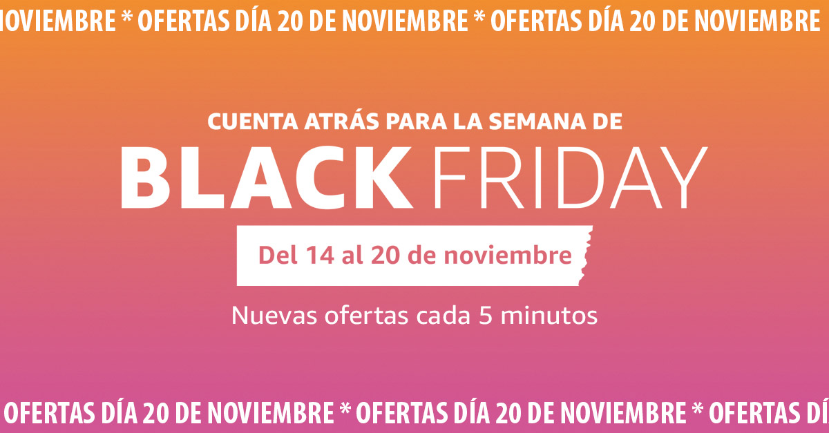 amazon-black-friday-20-noviembre
