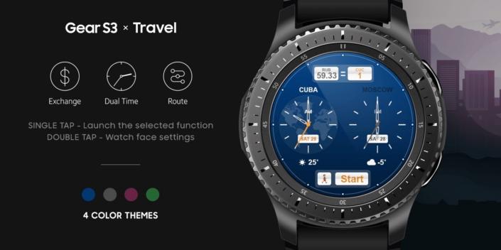 Samsung Lanza Tres Nuevas Esferas Para El Gear S3 Teknófilo