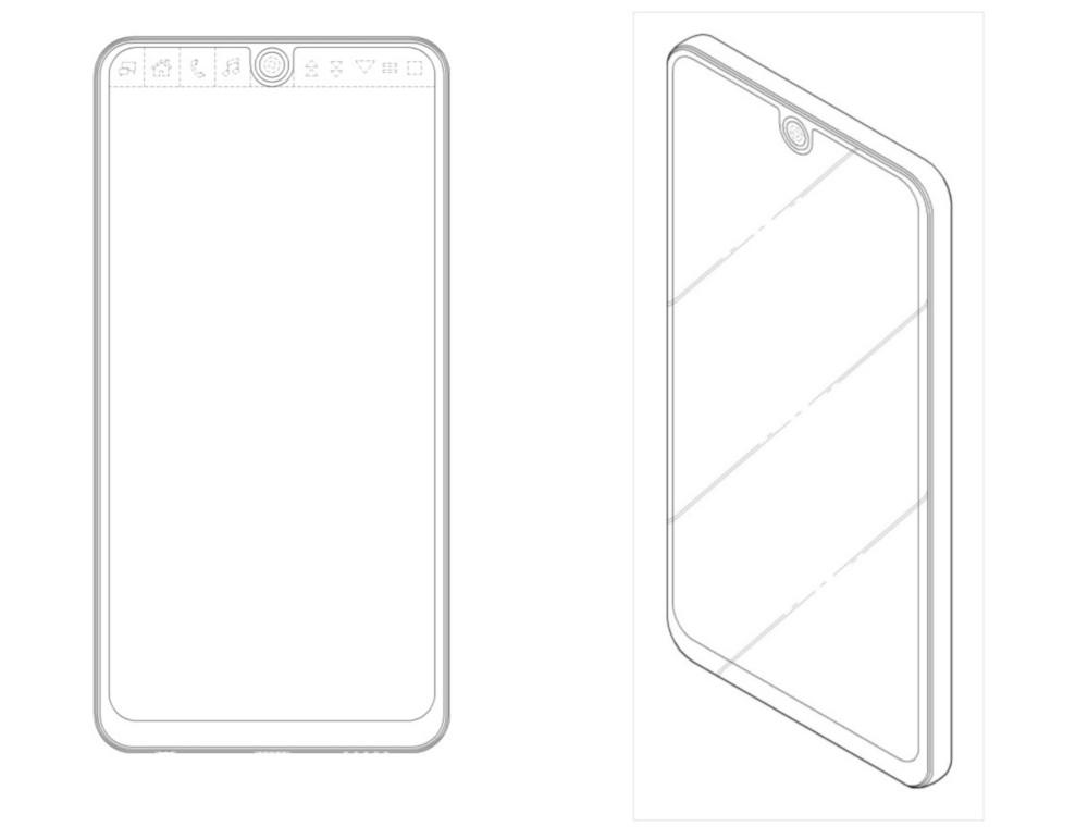 El posible diseño del LG V30 con pantalla sin marcos se deja ver en ...
