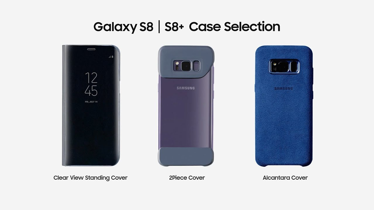 2 piece cover galaxy s8