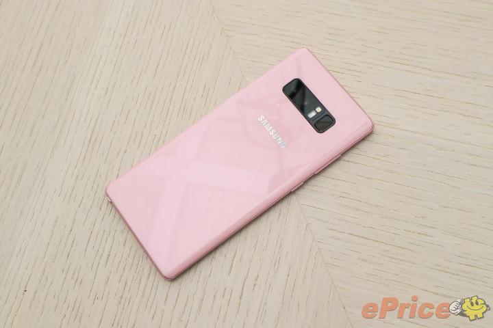 Samsung Lanza Una Variante En Color Rosa Star Pink Del Galaxy Note