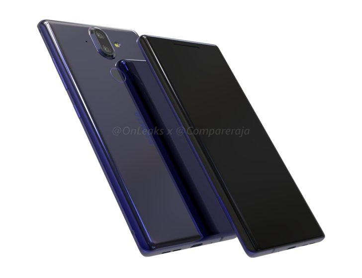 El Nokia 9 revela su diseño sin apenas marcos y sin conector de ...