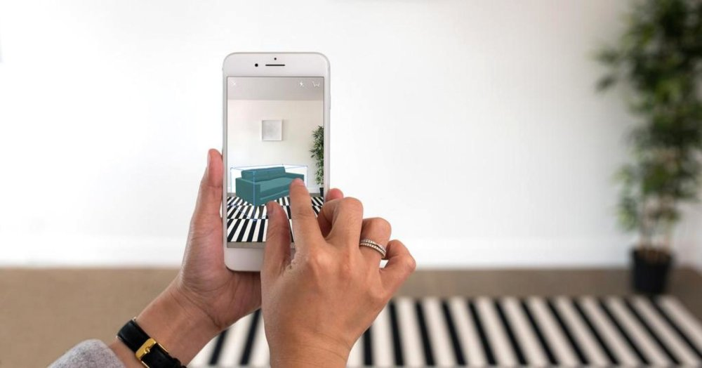 iPhone Realidad Aumentada (AR)