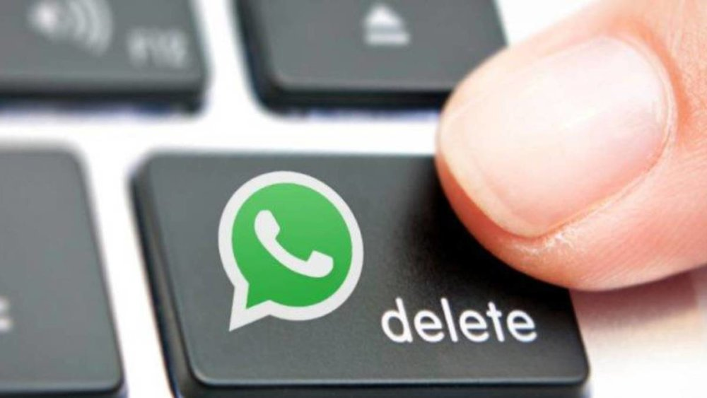 Eliminar mensajes de WhatsApp