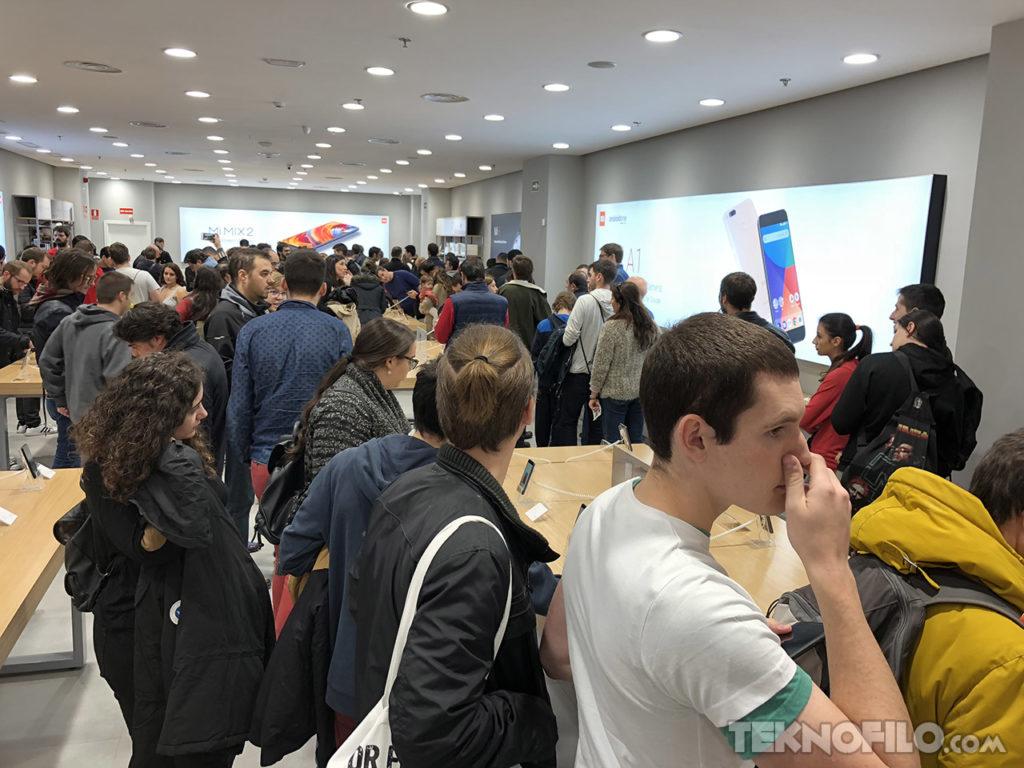 Xiaomi Ha Abierto Hoy Las Puertas De Las Primeras Tiendas