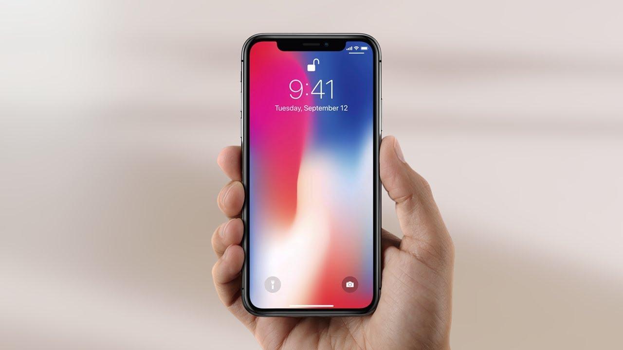 Novedades Iphone X