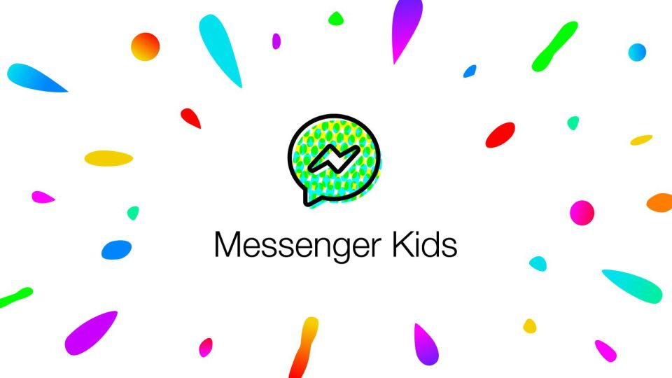 Messenger Kids logo
