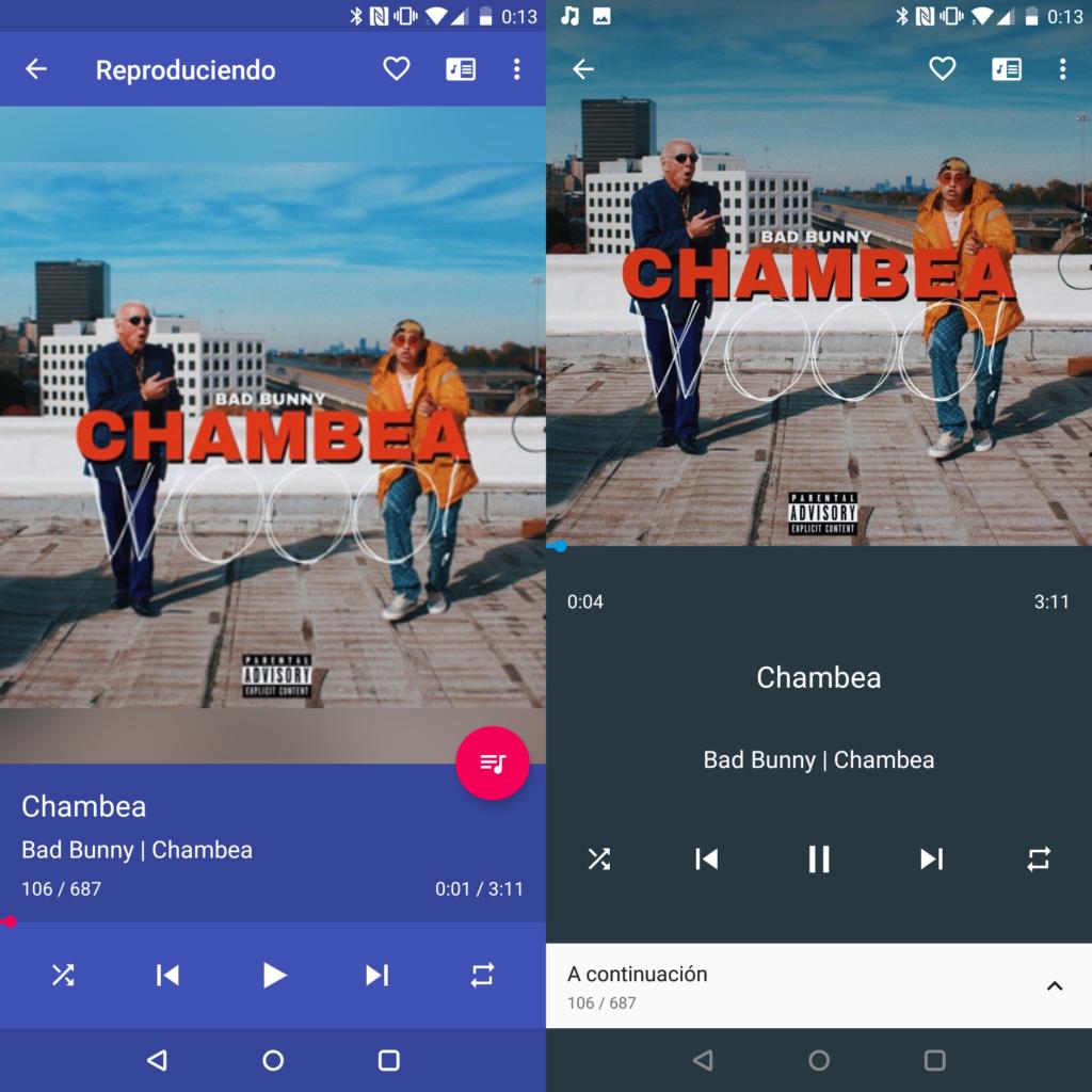 La app de reproducción de música Shuttle Music Player se actualiza a ...