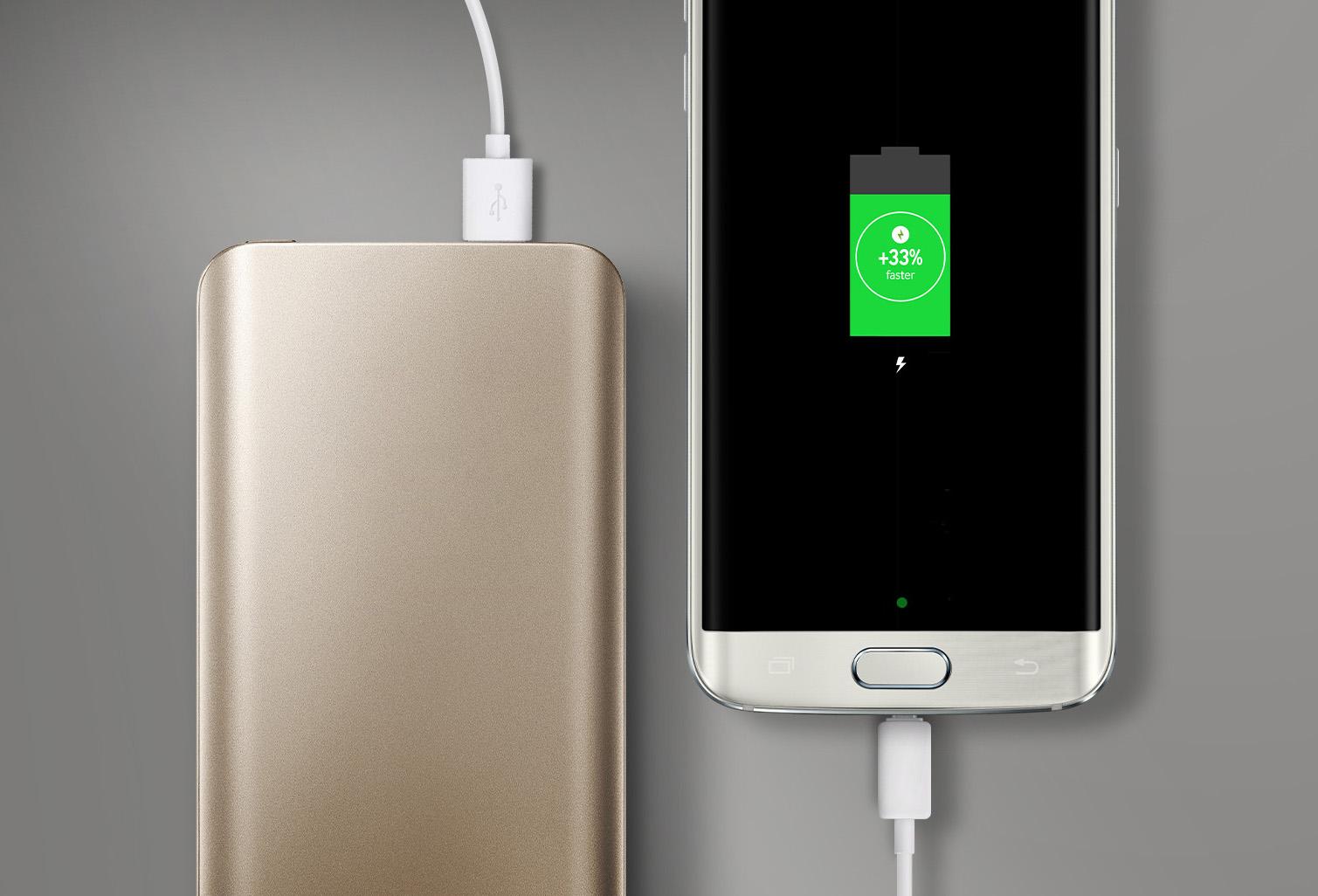 487fc3a6c La mayoría de los teléfonos Android cuentan con alguna forma de carga  rápida mediante sus adaptadores USB-C. En el caso de los iPhone más  recientes, ...