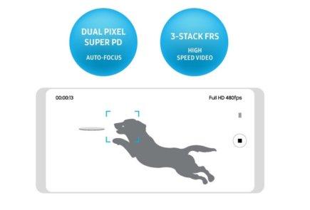 Posible cámara Samsung Galaxy S9