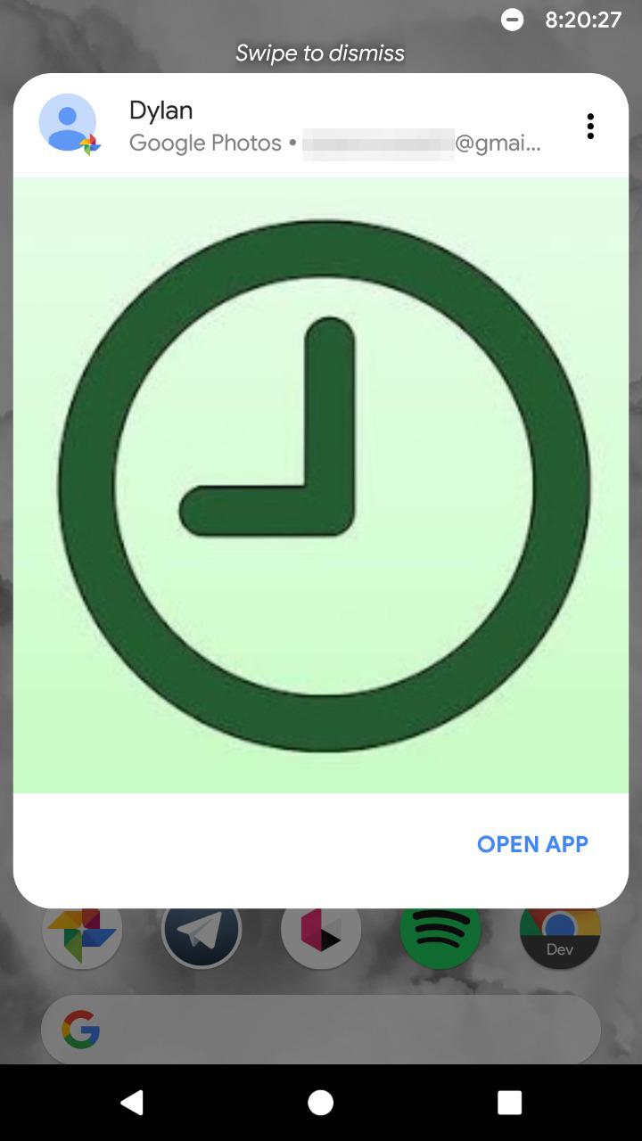 Previsualizar imágenes de Google Fotos sin tener la aplicación instalada