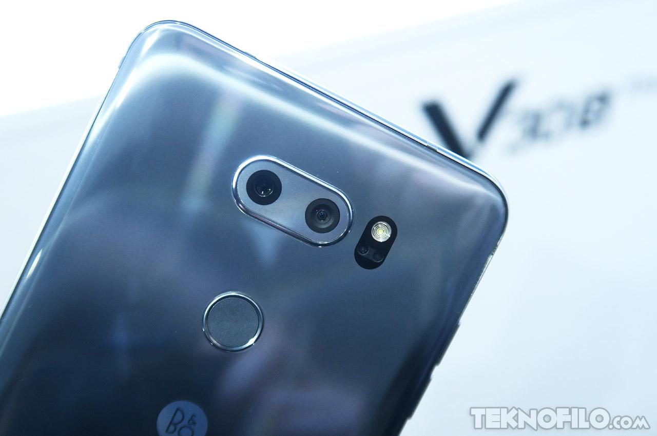 LG lleva las funcionalidades de IA del LG V30S ThinQ al LG V30 y LG