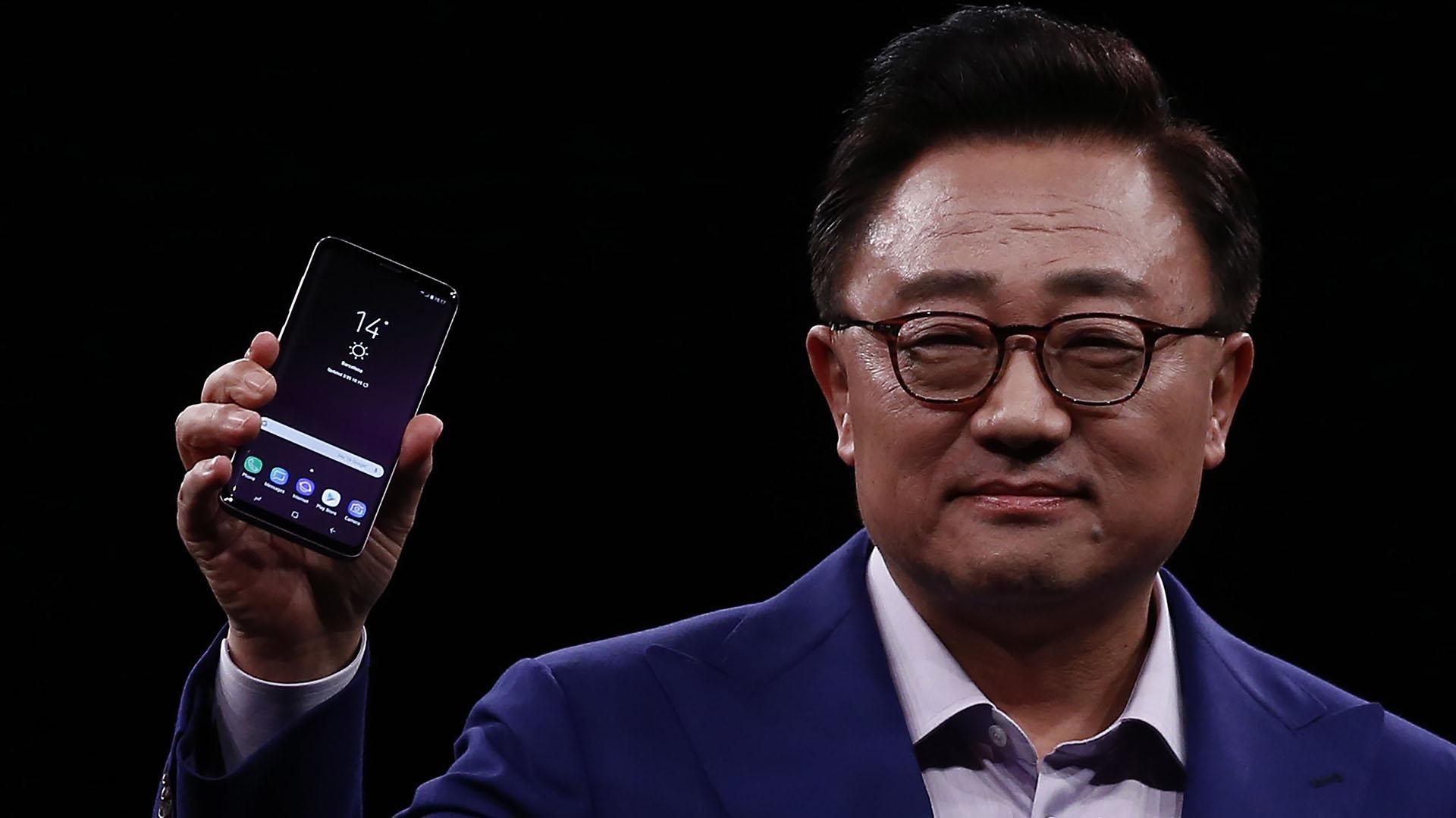 Un Galaxy Note 9 se incendia en Nueva York