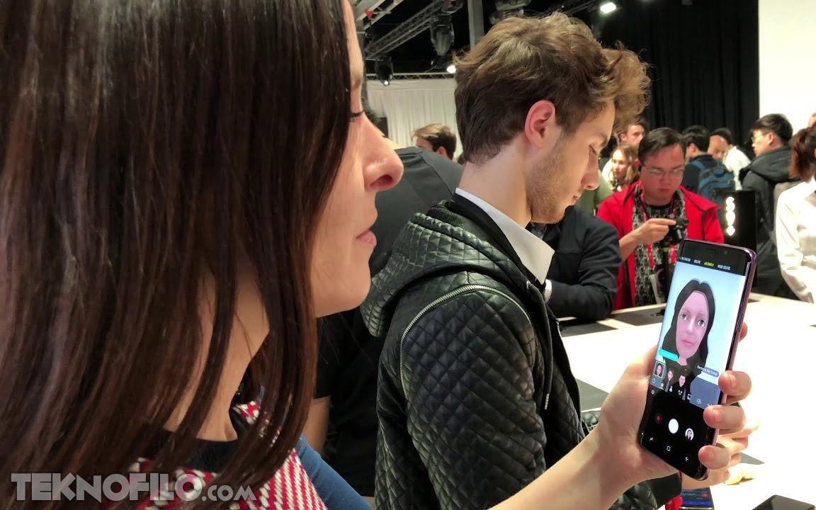 La funcionalidad de Emoji AR podría llegar al Samsung Galaxy